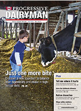 Progressive Dairyman Canada Issue 4 2014