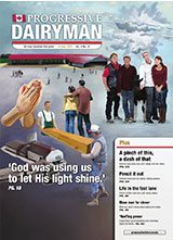 Progressive Dairyman Canada Issue 10 2014