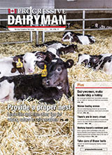 Progressive Dairyman Canada Issue 11 2014