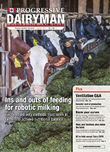 Progressive Dairyman Canada Issue 1 2015