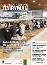 Progressive Dairyman Canada Issue 5 2015