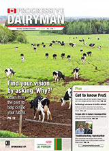 Progressive Dairyman Canada Issue 7 2015