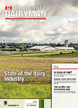 Progressive Dairyman Canada Issue 8 2015