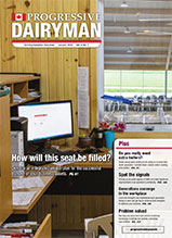 Progressive Dairyman Canada Issue 1 2016