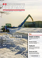 Progressive Dairyman Canada Issue 2 2016