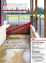 Progressive Dairyman Canada Issue 3 2016
