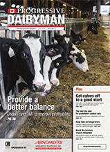 Progressive Dairyman Canada Issue 4 2016
