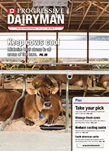 Progressive Dairyman Canada Issue 5 2016