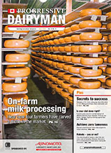 Progressive Dairyman Canada Issue 6 2016