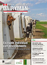 Progressive Dairyman Canada Issue 7 2016