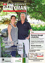 Progressive Dairyman Canada Issue 8 2016