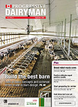 Progressive Dairyman Canada Issue 9 2016