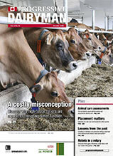 Progressive Dairyman Canada Issue 10 2016