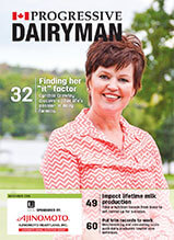 Progressive Dairyman Canada Issue 11 2016