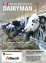 Progressive Dairyman Canada Issue 1 2017