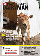 Progressive Dairyman Canada Issue 4 2017