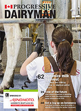 Progressive Dairyman Canada Issue 6 2017