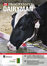Progressive Dairyman Canada Issue 7 2017