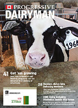 Progressive Dairyman Canada Issue 8 2017