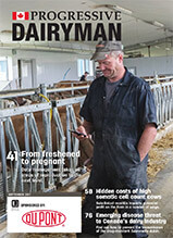 Progressive Dairyman Canada Issue 9 2017