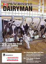 Progressive Dairyman Canada Issue 11 2017