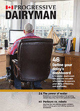 Progressive Dairyman Canada Issue 1 2018