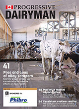 Progressive Dairyman Canada Issue 6 2018