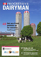 Progressive Dairyman Canada Issue 7 2018