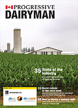 Progressive Dairyman Canada Issue 8 2018