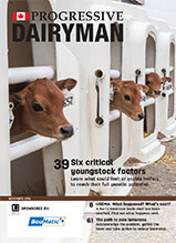 Progressive Dairyman Canada Issue 11 2018