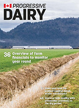 Progressive Dairyman Canada Issue 1 2020