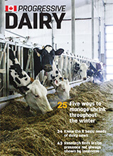 Progressive Dairyman Canada Issue 2 2020