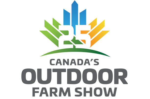 Canada Outdoor Farm Show Logo
