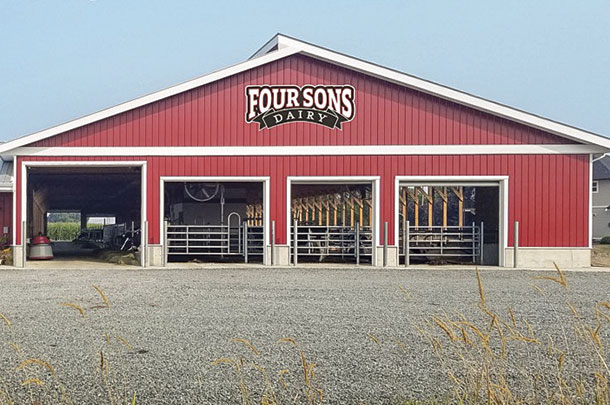 Four Sons Dairy